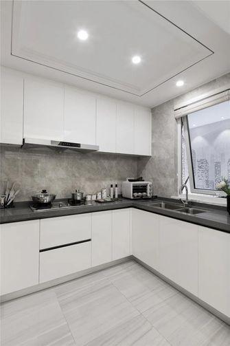 120平米美式风格厨房图片