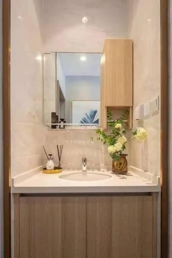经济型50平米公寓轻奢风格卫生间装修图片大全