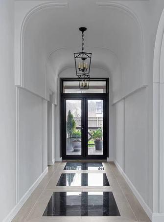 豪华型140平米混搭风格玄关装修图片大全