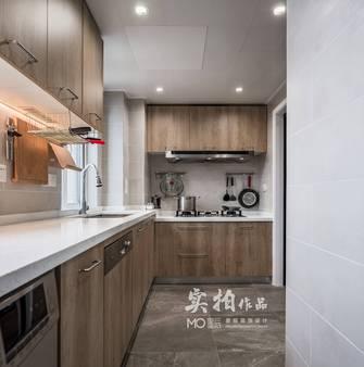 130平米三室两厅混搭风格厨房装修案例