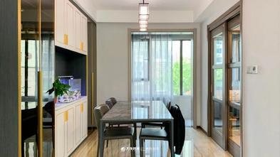10-15万130平米三室两厅中式风格餐厅设计图