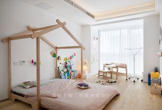 富裕型140平米四现代简约风格青少年房欣赏图