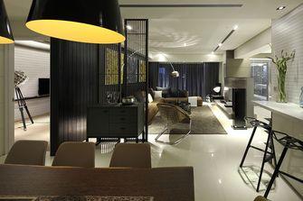 15-20万120平米三室两厅现代简约风格客厅装修效果图