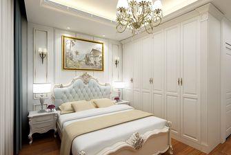 130平米三室两厅欧式风格卧室图片大全