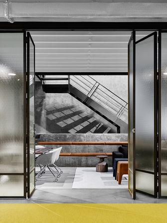 富裕型70平米复式混搭风格其他区域设计图