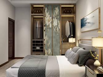 70平米三室两厅中式风格卧室图片