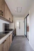 豪华型130平米三室两厅日式风格厨房设计图