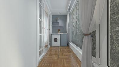经济型130平米四室两厅法式风格阳台装修效果图