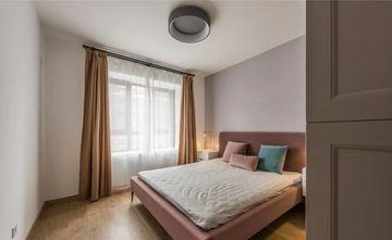 三室一厅北欧风格卧室装修图片大全