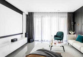 富裕型140平米复式美式风格客厅装修效果图