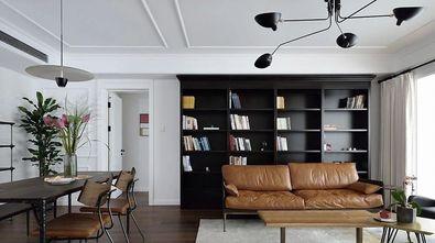 富裕型美式风格客厅图片大全