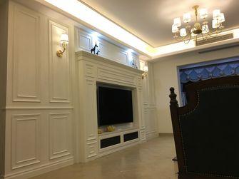 经济型80平米公寓现代简约风格客厅效果图