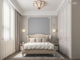 豪华型140平米别墅美式风格卧室装修案例