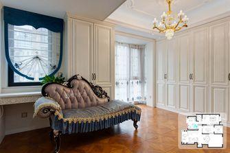 15-20万140平米复式欧式风格衣帽间欣赏图