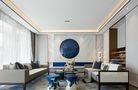 富裕型140平米四室两厅中式风格阳台效果图