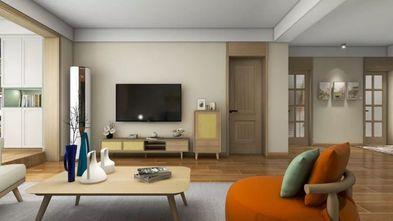 15-20万100平米北欧风格客厅装修效果图