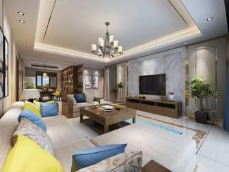20万以上140平米四中式风格客厅设计图
