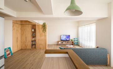 5-10万60平米日式风格客厅装修效果图