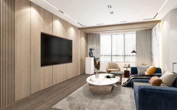 20万以上130平米公寓混搭风格客厅图