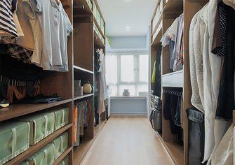 15-20万120平米三室两厅北欧风格衣帽间图