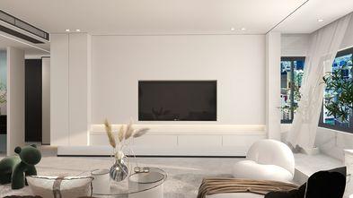 20万以上120平米三室两厅北欧风格客厅图片大全