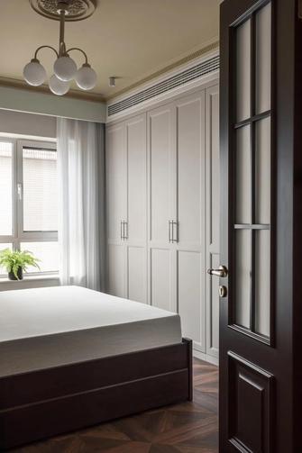20万以上50平米一室一厅法式风格卧室欣赏图
