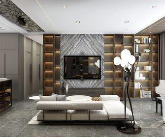 豪华型140平米四现代简约风格客厅图