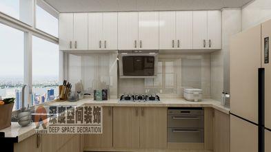 5-10万90平米三室两厅现代简约风格厨房装修效果图