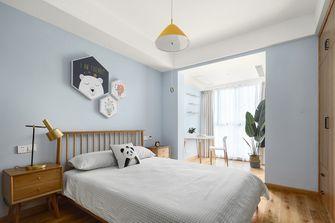 豪华型140平米四室一厅日式风格青少年房图片大全
