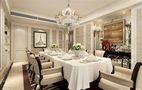 20万以上140平米别墅欧式风格餐厅装修图片大全