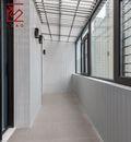富裕型140平米复式美式风格阳光房欣赏图