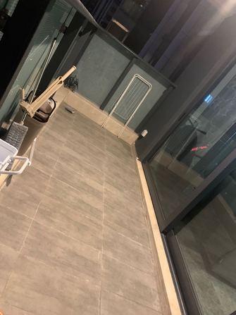 北欧风格阳台装修效果图