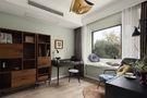 豪华型140平米三室两厅法式风格书房欣赏图
