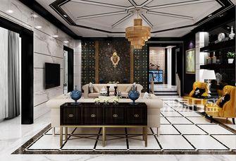 140平米港式风格客厅图