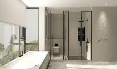 140平米别墅法式风格卫生间装修案例