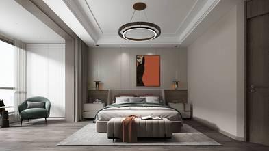 140平米复式轻奢风格卧室装修案例