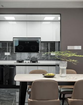 3-5万140平米三现代简约风格厨房装修图片大全