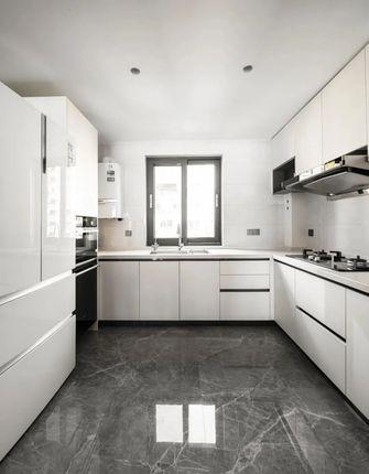 20万以上130平米三室两厅现代简约风格厨房图片