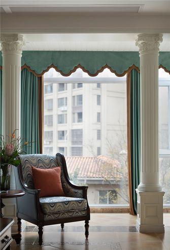 豪华型140平米别墅美式风格阳台装修图片大全