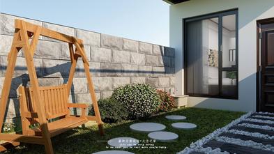 15-20万140平米别墅田园风格其他区域装修图片大全
