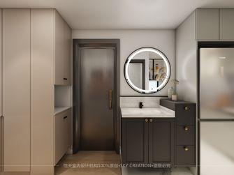 5-10万40平米小户型现代简约风格卫生间装修效果图