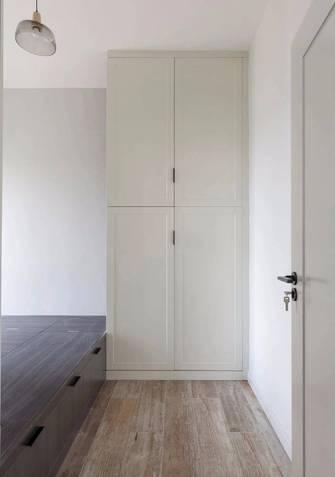 100平米三室两厅北欧风格卧室效果图