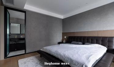 20万以上140平米四室一厅工业风风格卧室图片大全