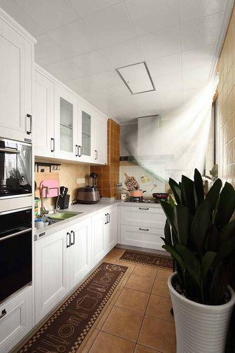 经济型110平米混搭风格厨房装修效果图