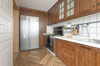 10-15万90平米三室两厅日式风格厨房装修图片大全