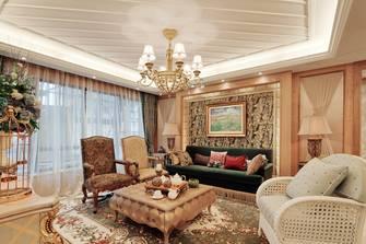 60平米美式风格客厅装修图片大全