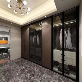 140平米四室两厅中式风格衣帽间效果图