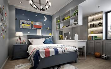 140平米三法式风格青少年房装修效果图