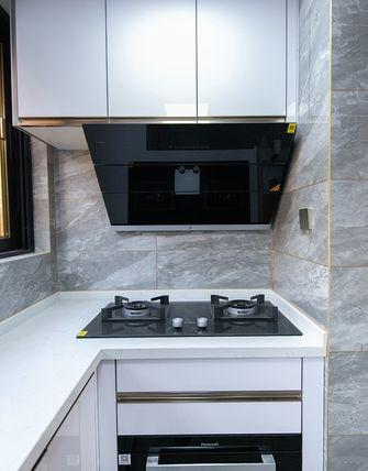 10-15万80平米一居室轻奢风格厨房装修图片大全