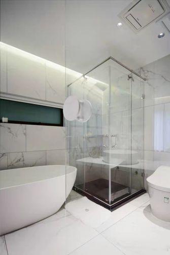 富裕型140平米四现代简约风格卫生间欣赏图